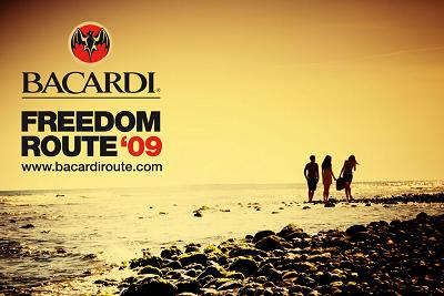 Bacardi Freedom Route'09