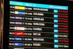 Dudas sobre la puntualidad de las aerolíneas