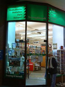 Librería Freytag & Berndt (Viena)